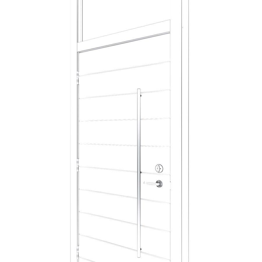 Kapı 109 royalty-free 3d model - Preview no. 8