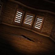 Collective3d Haunted Parlor For Daz Studio 4.9 3d model