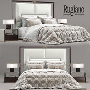 Rugiano Grace Bett 3d model