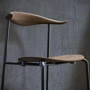 Carl Hansen chair CH88 3d model
