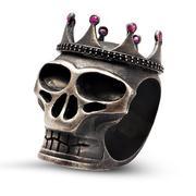 Pierścień czaszki 3d model