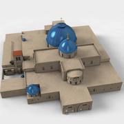 聖墓教会 3d model