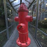 消火栓3Dモデル 3d model