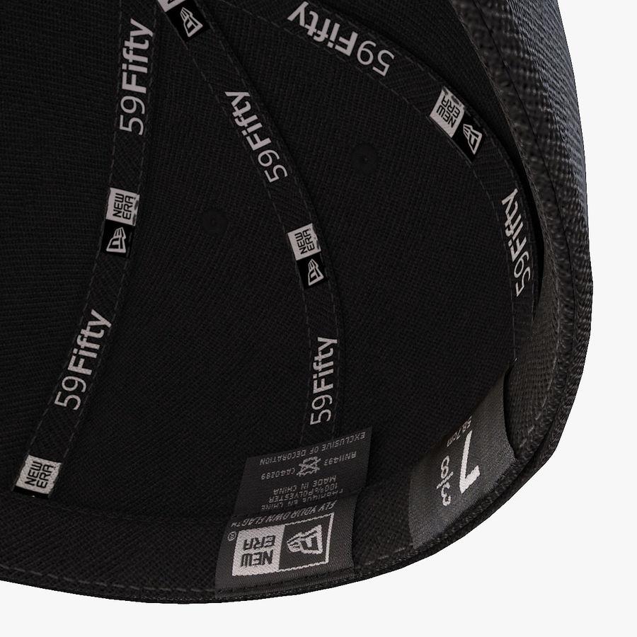 棒球帽 royalty-free 3d model - Preview no. 14