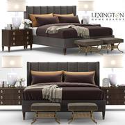 Łóżko Lexington Barrington 3d model
