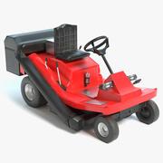 Lawn Mower 2 3d model