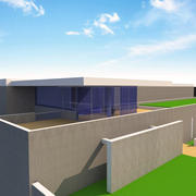 Pulitzer Foundation For The Arts By Tadao Ando 3d model