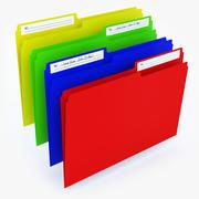 Folder plików 3d model