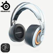 Słuchawki SteelSeries Siberia 3d model
