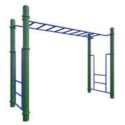 Monkey Bars-003 3d model