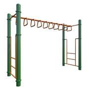Monkey Bars-005 3d model