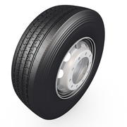 Truck or Bus tire 1 3d model