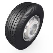 Truck or Bus Tire 2 3d model