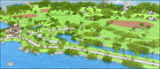 Desenho de clube de golfe 3d model