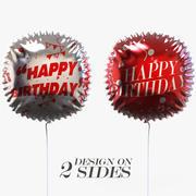 Helium Balloon Event 3d model