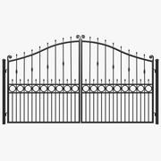 Gates 3d model