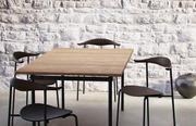 卡尔·汉森桌椅CH88&CH322 3d model
