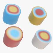 Marshmallow 5 3d model