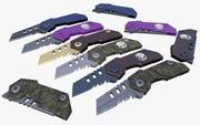 Raptor Knife 3d model