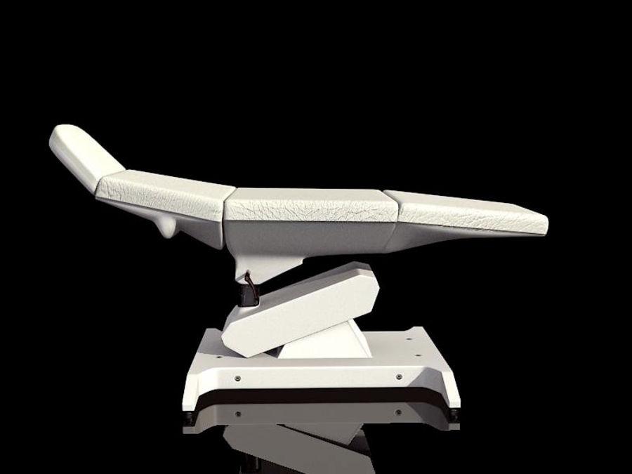医疗椅 royalty-free 3d model - Preview no. 7