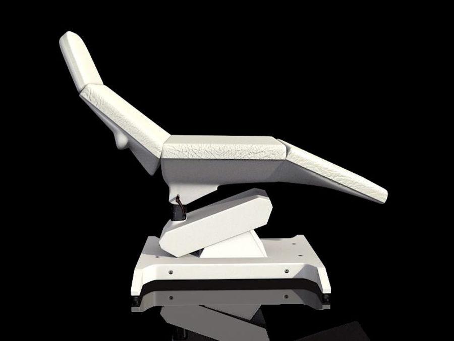 医疗椅 royalty-free 3d model - Preview no. 6