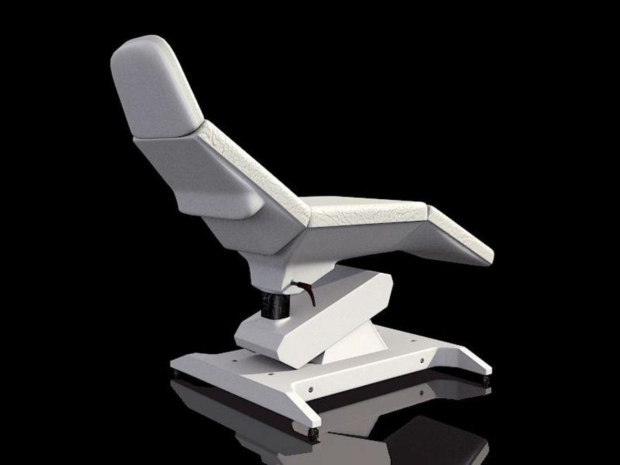 医疗椅 royalty-free 3d model - Preview no. 4