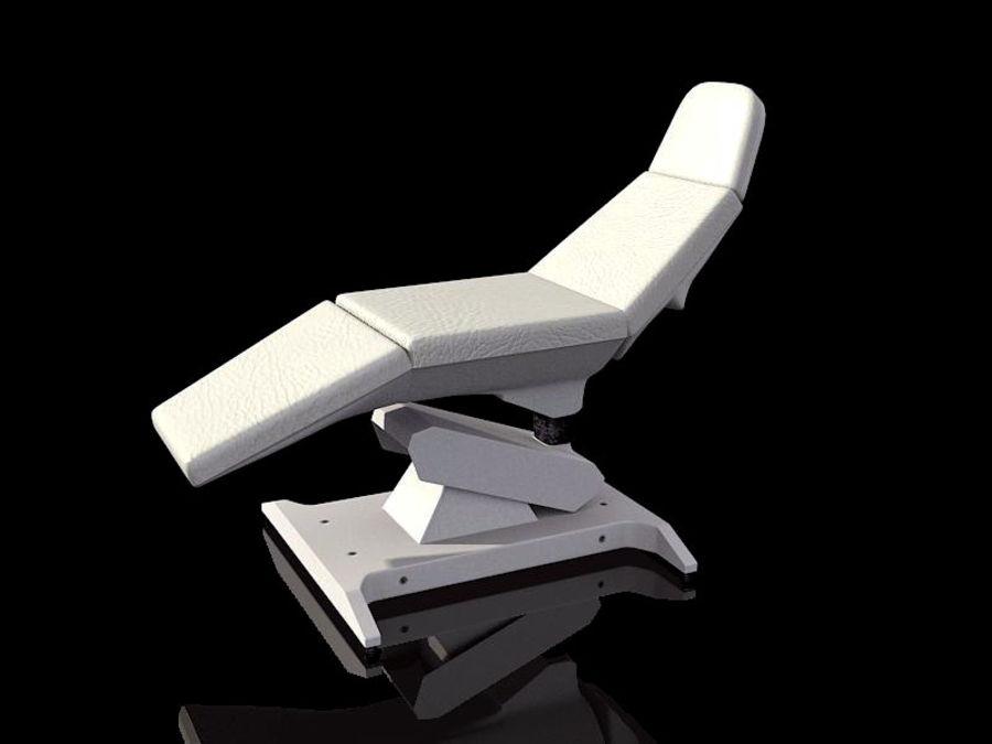 医疗椅 royalty-free 3d model - Preview no. 10