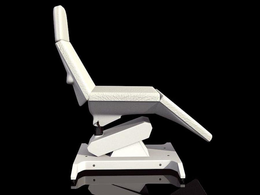 医疗椅 royalty-free 3d model - Preview no. 8