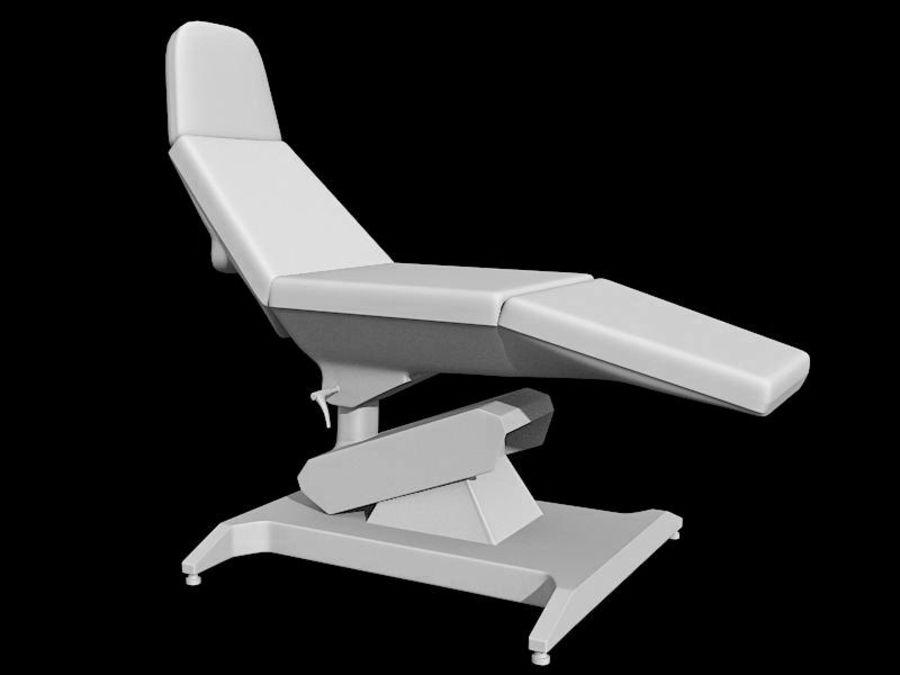 医疗椅 royalty-free 3d model - Preview no. 2