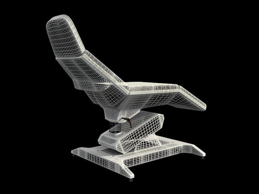 医疗椅 royalty-free 3d model - Preview no. 5