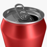 Soda Can (Animé) 3d model