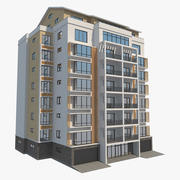 Wohngebäude_3 3d model