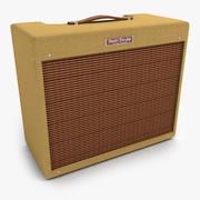 Amplificador de lujo personalizado Fender '57 modelo 3d