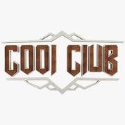 Cool Club Logotyp 3d model