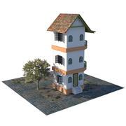 Building_v_01 3d model