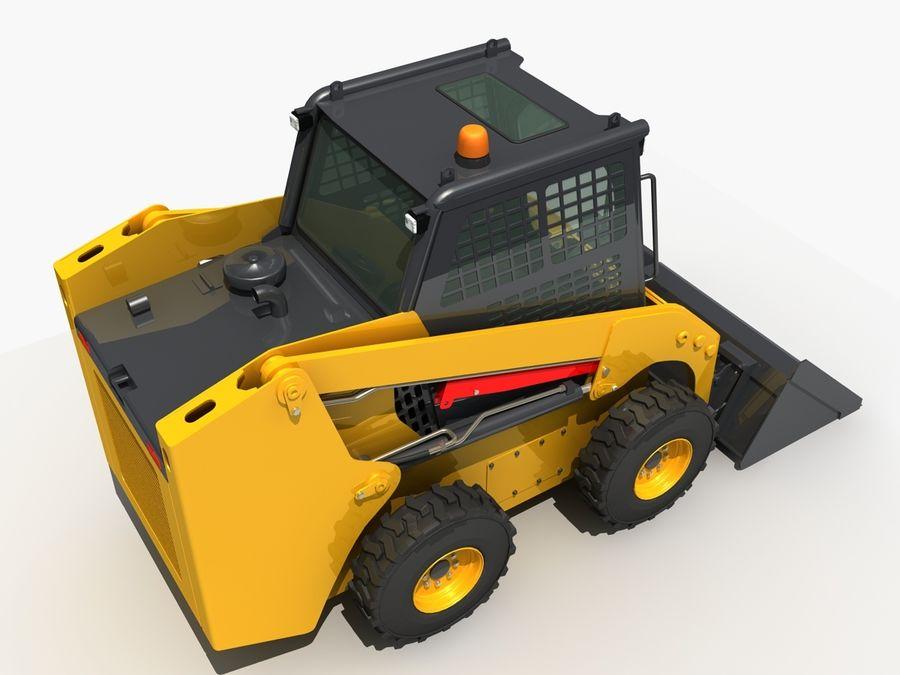 建設機械 royalty-free 3d model - Preview no. 8