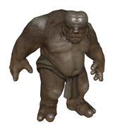 Troll Hammer 3d model