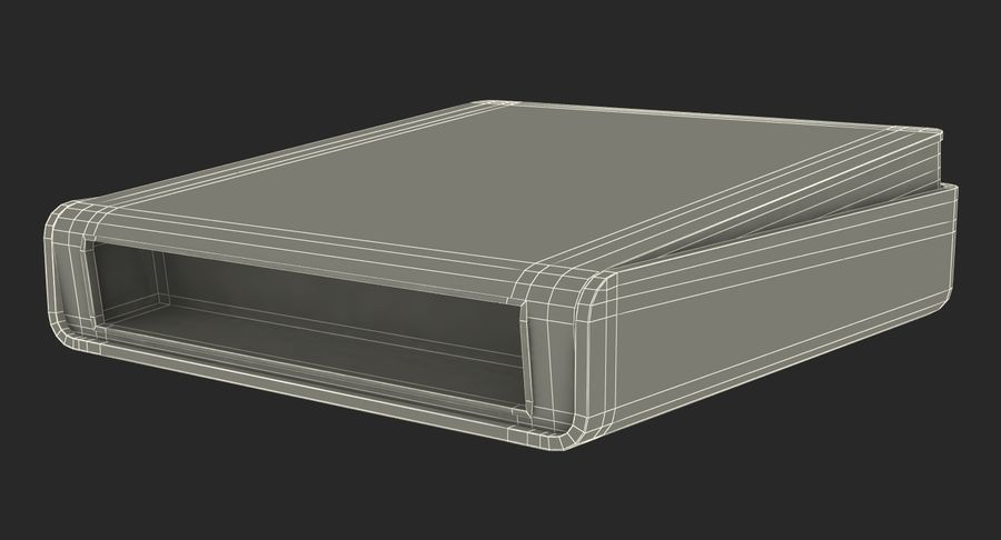 Business Scanners Collection royalty-free 3d model - Preview no. 32