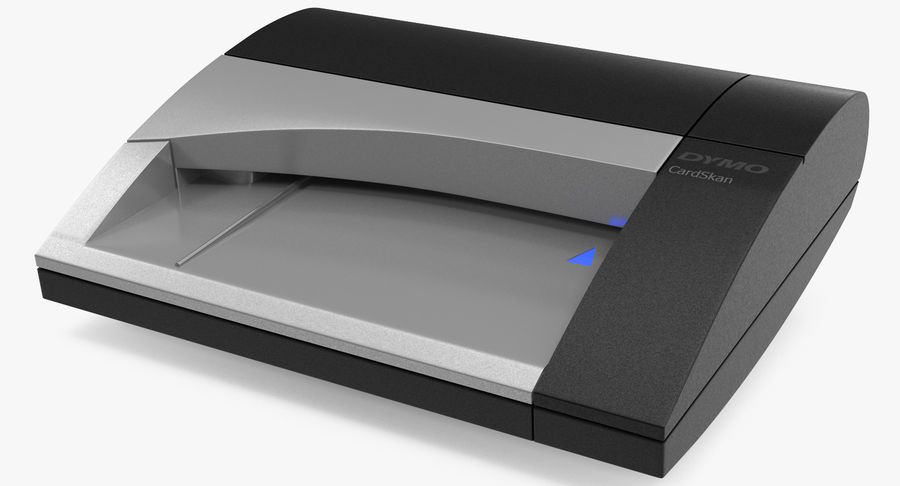 Business Scanners Collection royalty-free 3d model - Preview no. 4