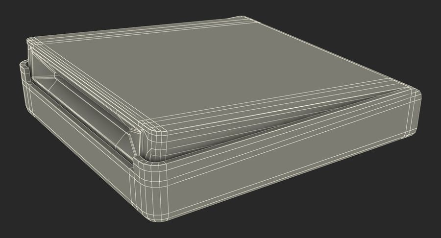Business Scanners Collection royalty-free 3d model - Preview no. 30