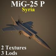 MIG25P SIR 3d model