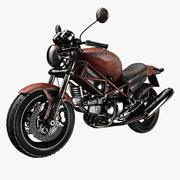 Ducati Monster 965 3d model
