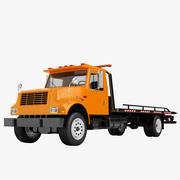 Tow Truck Big 02 3d model