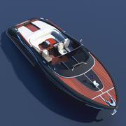 Riva Rivamare Open 38 3d model