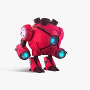 Robot-1 modelo 3d