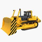 Escavadora 02 3d model