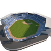 球場 3d model