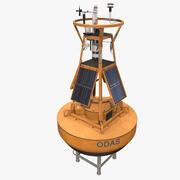 Meteorolojik Şamandıra 3d model
