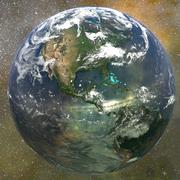 Tierra modelo 3d