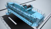 Suwnica - Przemysł 3d model